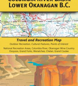Okanogon Columbia River Basin Map
