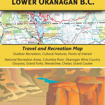 Okanogon Columbia River Basin Map