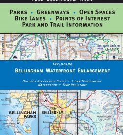 Bellingham Parks Map - Full Bellingham Area